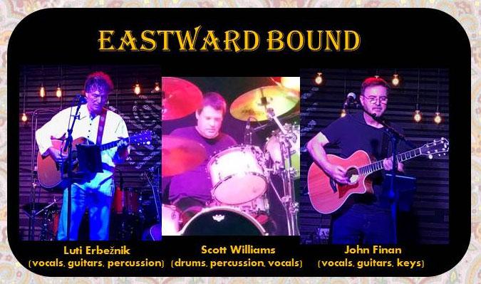 Eastward Bound in Concert!